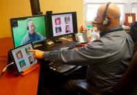 Nathan provides speech telepractice services.